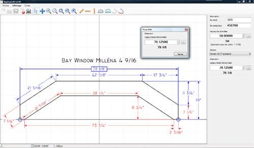 Cogitrix g nie logiciel software engineering for Window design autocad